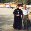 2006г. Наши гости на Банном озере Магнитогорска.
