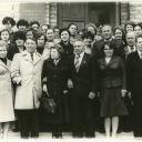 С Ксенией Александровной Куприной, сентябрь 1981 год