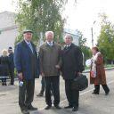 27.09.11 В.Е.Битюцкий и В.М.Журавлёв на юбилее в Наровчате