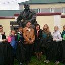 Ученики ДМШ № 1 г. Пензы приняли участие в XXIX Купринском литературном празднике в Наровчате.