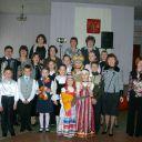 Выездной концерт ДМШ № 1 г. Пензы в Наровчат, 2009